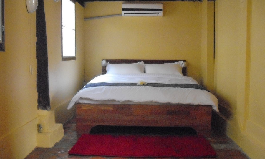 Double room in the City residence in Town of Luang prabang - Hillside Eco Friendly Lodge - Laos